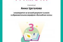 Gramota_Anna_Tsagolova_place_in_school_marathon_b2t_3