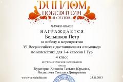 BelyshkovP Matem