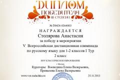 Stolyarova Rus